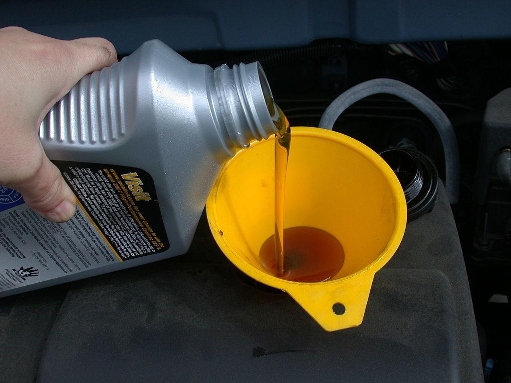 óleo lubrificante motor